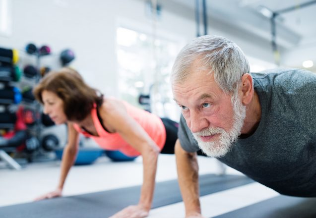 Shake Off The Cobwebs, Start Exercising and Look Younger in the Process